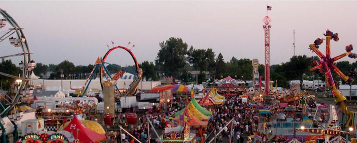 Carnival South Dakota State Fair
