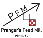 Pranger's Feed Mill Logo