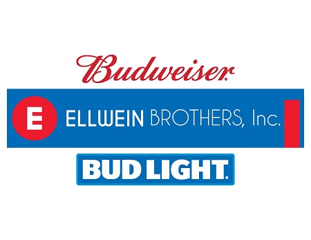 Budweiser Ellwein Brothers, Inc. Bud Light Logo