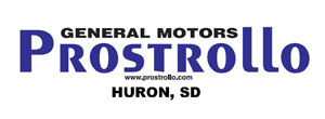 Prostrollo General Motors of Huron, SD logo