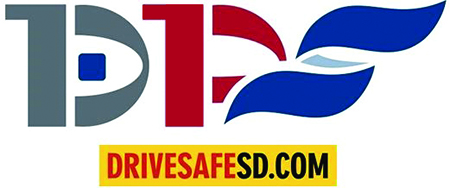 Drive Safe South Dakota Logo